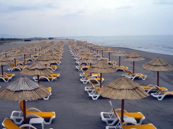 MCM beach - Picture of Long Beach (Velika plaza), Ulcinj - Tripadvisor