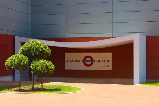 Alianca Underground Museum