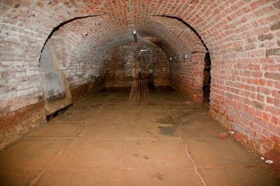 Stilton, UK : Underground Vault