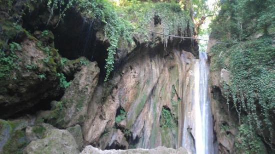 Denizli, Tyrkia: doğaya hayranlık