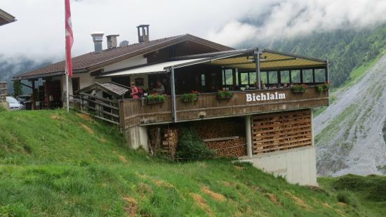 Jausenstation Bichlalm