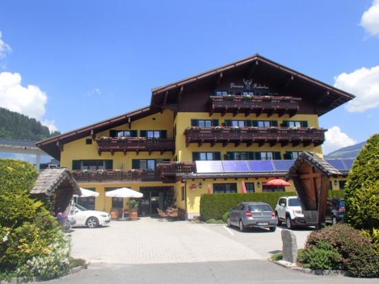 Hotel Garni Pension Hubertus: Haus foto