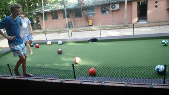 Koh Tao Leisure Park: Lifesize pool