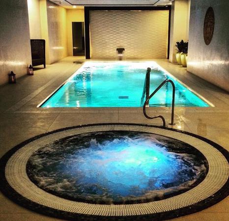Spa hotel weekend deals uk