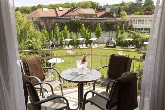 AVITA Resort: Wellnesszimmer deluxe_Balkon