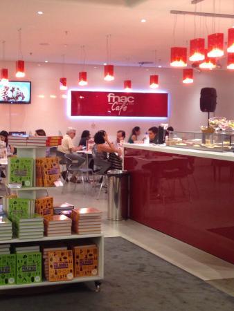 Fran's Cafe FNAC Ribeirao Preto