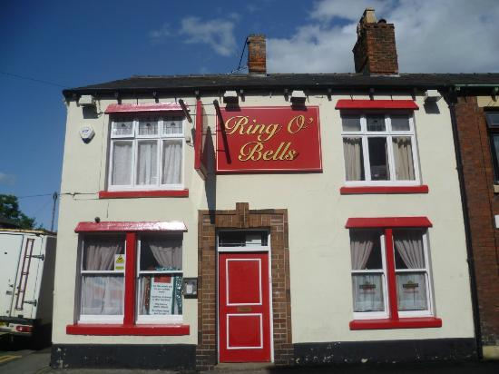 Sandbach, UK: Ring O'Bells