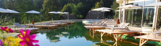AVITA Resort: Naturbadeteich