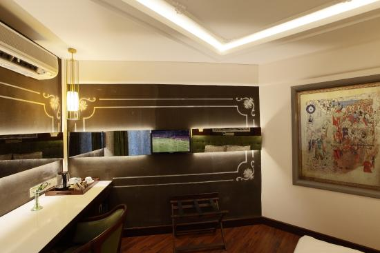Hotel Niles Istanbul: Superior Double Room