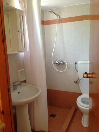Paligremnos Apartments: Ванная комната
