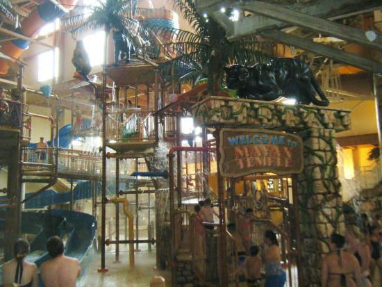 Chula Vista Resort Wisconsin Dells Wisconsin Indoor: Indoor Water Park