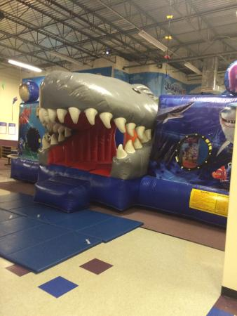 Hatfield, Pennsylvanie : Jumpin Jack's Inflatable Playland & Party Center