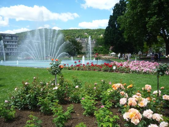 Bad Kissingen, Germany: Rosengarten