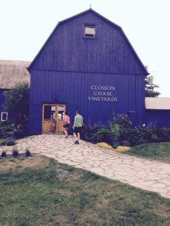 Closson Chase Vineyard: photo0.jpg