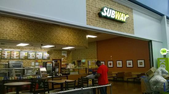 I 39 Ll Pass Review Of Subway Hampton Ga Tripadvisor