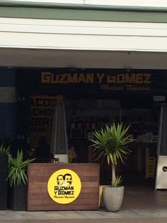 Guzman y Gomez Mexican Taqueria Manly