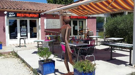Bezouce, Γαλλία: Chez Michel