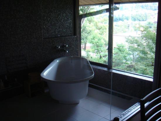 Hotel Harmonie Terrasse: おしゃれなバスルーム