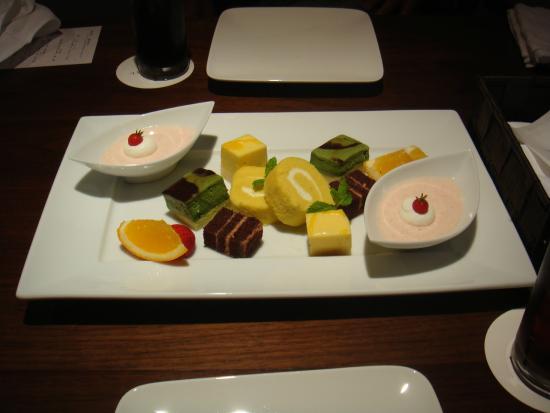 Hotel Harmonie Terrasse: 食事のデザート