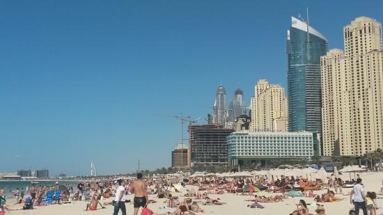 Marina Beach Bay Near Amwaj Suites
