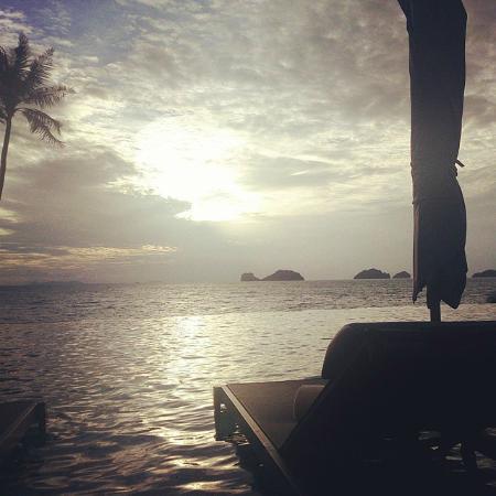 Conrad Koh Samui Residences : Sunset