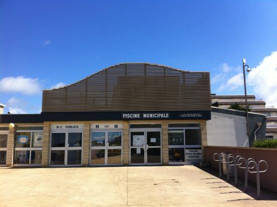 Piscine municipale photo de office de tourisme de - Office de tourisme blonville sur mer ...