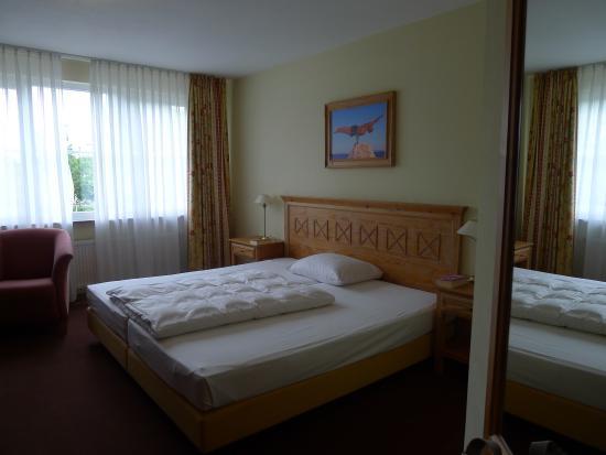 Dreiklang Business & Spa Resort: Værelse 118