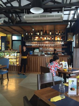 Nice interior - Picture of Jann Bistro, Bangkok - TripAdvisor