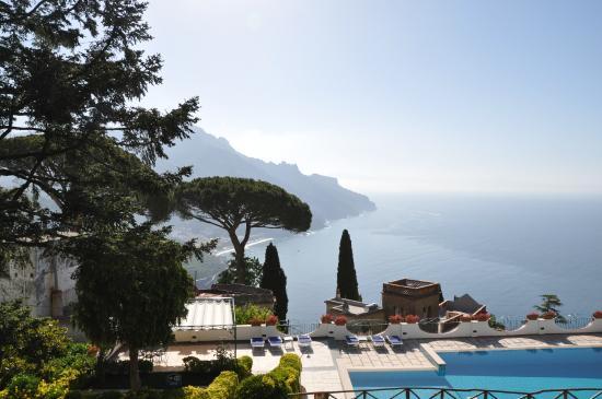 Villa Casale : room with a view