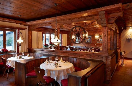 Hotel Restaurant Steinbock: Unser Restaurant
