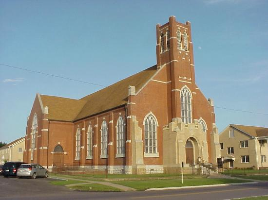 Pawhuska, OK: Cathedral Of The Osage By Bill Kennedy