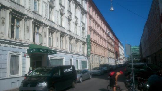 Hotel Du Nord Copenhagen: Aussenansicht