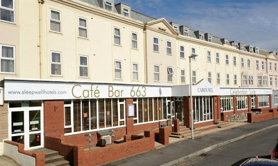 By The Beach Hotel Blackpool Tripadvisor