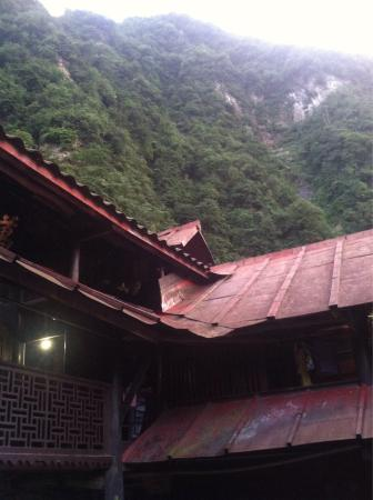 Xianfeng Temple : Xianfeng room and building.