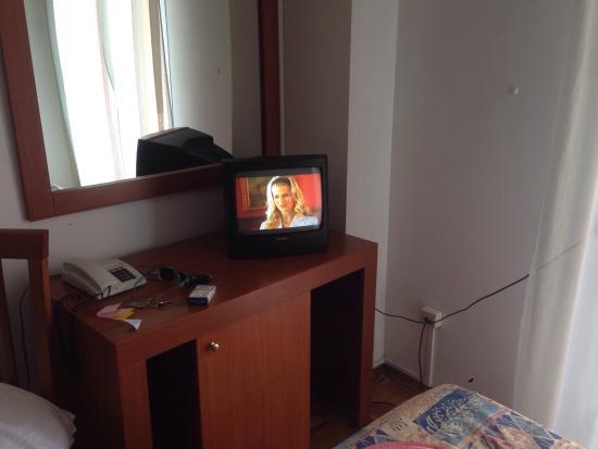 Baltic: Questo è come ho trovato la camera al mio arrivo