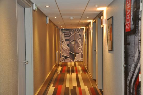 Ibis Troyes Centre: CIRCULATION