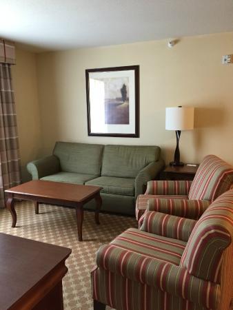 Country Inn & Suites By Carlson, Valparaiso: social area