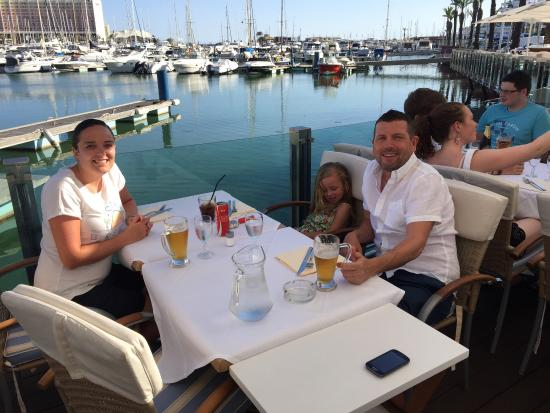 Marina de Vilamoura : We visited vilamoura marina July'15 Here's a handful of pictures.This is deffinetly the place to