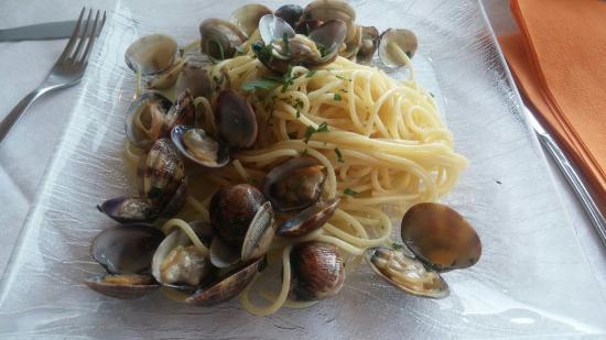 Campo nell'Elba, Italia: Ristorante La cantina del Mare
