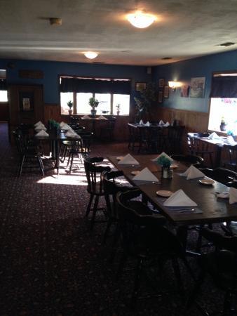 Tillson, estado de Nueva York: Dining room