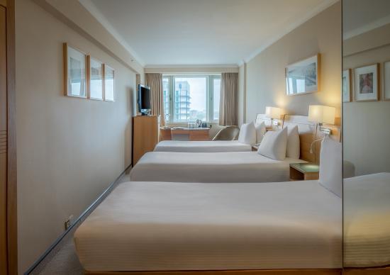 Hilton London Metropole: Triple Hilton Family room