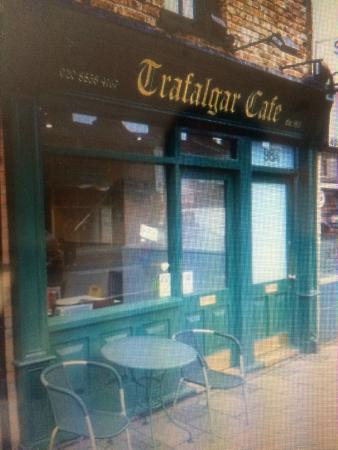 Trafalgar Cafe