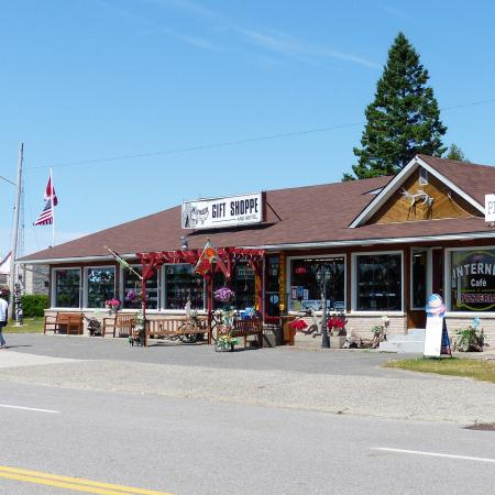South Baymouth, Canada: The Wigwam Gift Shoppe
