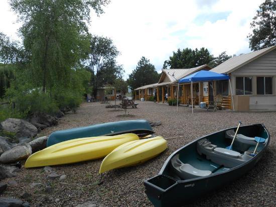 Rainbow Lake Resort: Willon, Maple, Aspen, Pinion 1&2