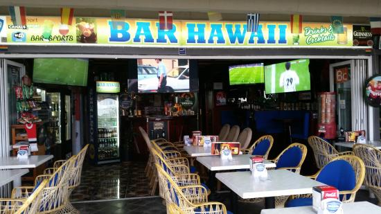 bar sport hawaii