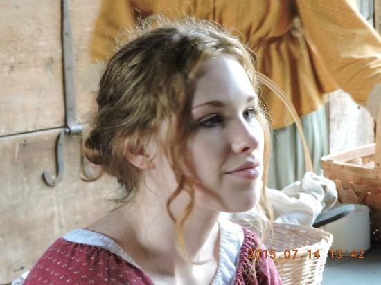 Mumford, estado de Nueva York: moça da roça