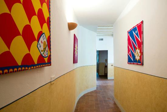Agriturismo & Casale San Galgano: Corridoio