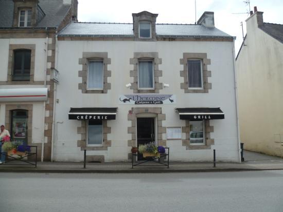 """Languidic - Restaurant """"L'hermine"""""""