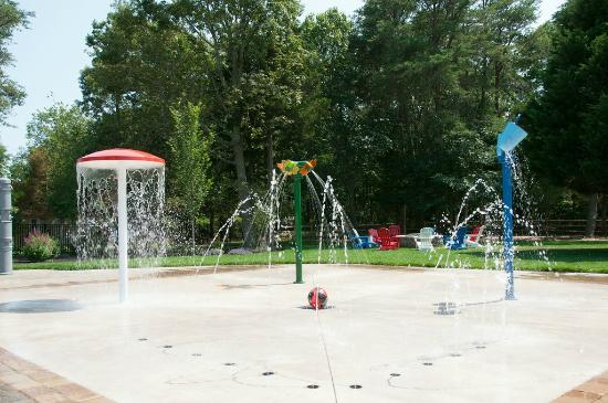 Swainton, NJ: Splash Pad