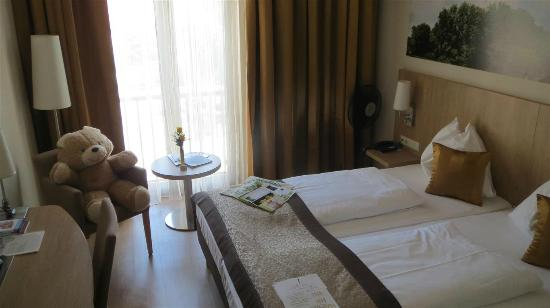 Hotel Babenbergerhof: Interrior of Comfort Double room
